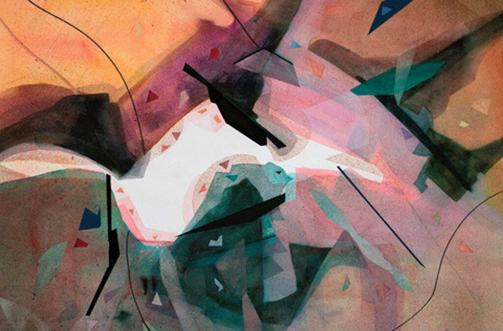 Watercolor Abstract Workshop