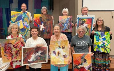 Gary Johnson's Watercolor Workshop