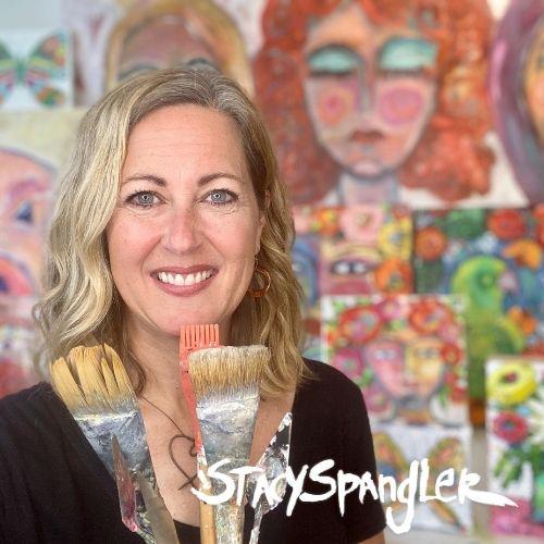 Stacy Spangle Art