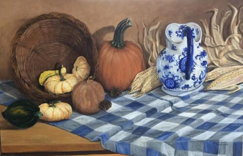 Essence of Fall - Beverly Jo Gilmer