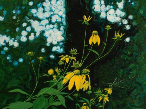 Color on the Creek - Daniel Coston