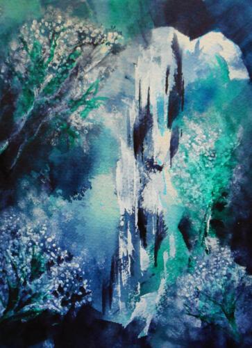 Bridal Veil Falls - Diana Scott