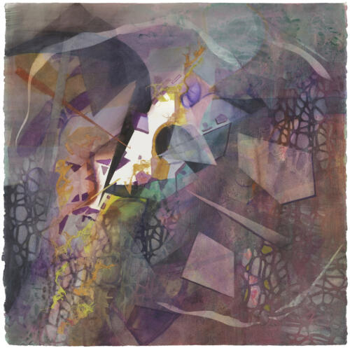 Hidden Faces - Kathleen Barta