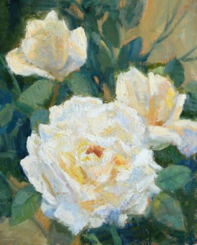 Rose Trio - Carol C Roberts