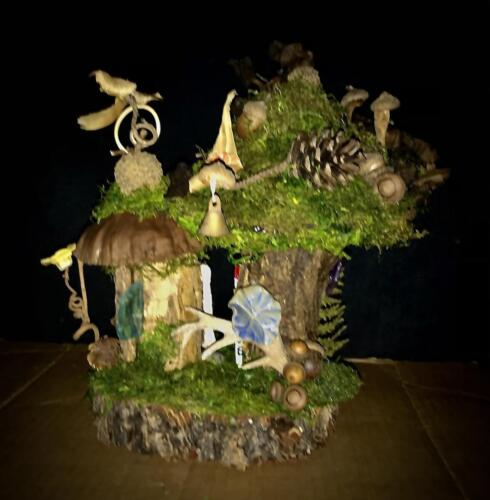 Fairie House 2 - Journey well and wise